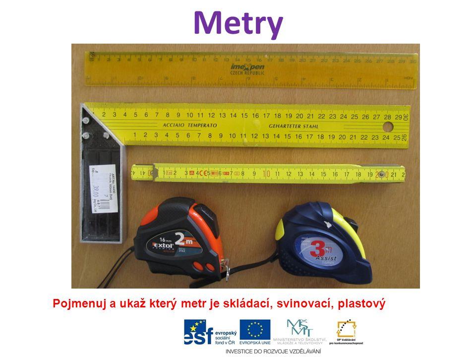 Názvy rozměrů při měření Zkratky a názvy jednotlivých rozměrů při měření : A – šířka L – délka B – výška T – tloušťka D - průměr H – hloubka E - rozteč
