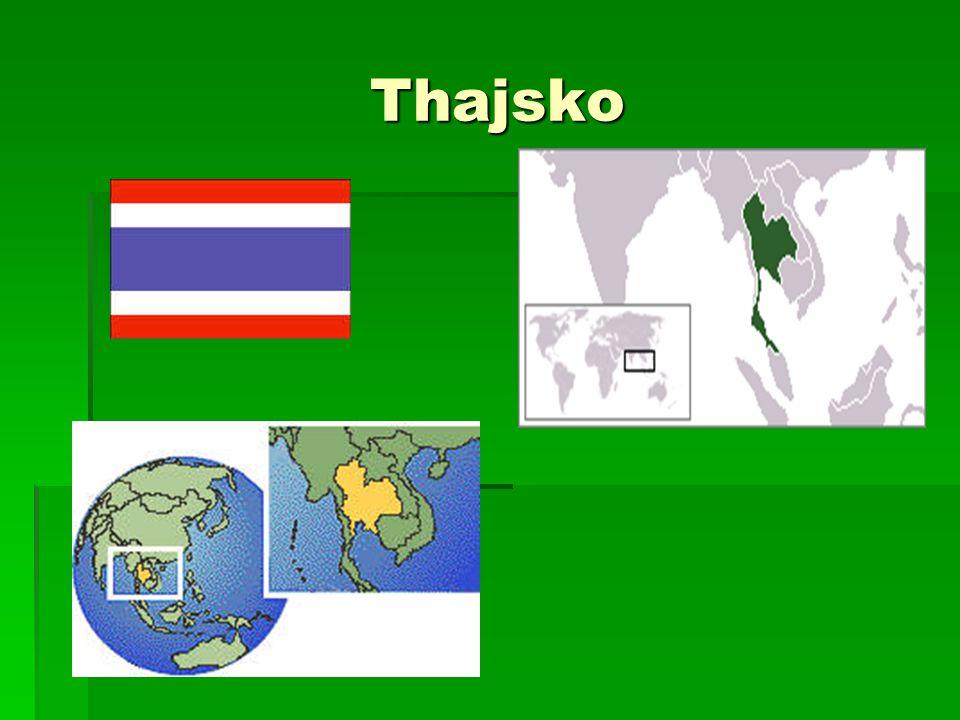 Thajsko Thajsko