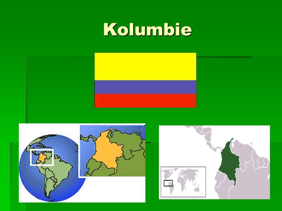 Kolumbie Kolumbie