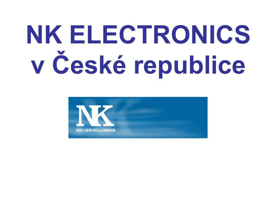 NK ELECTRONICS v České republice