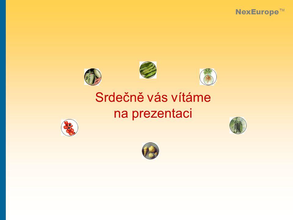 NexEurope TM Srdečně vás vítáme na prezentaci