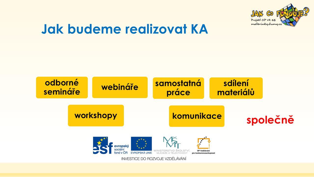 KUMUČ Kufřík Moderního UČitele workshop