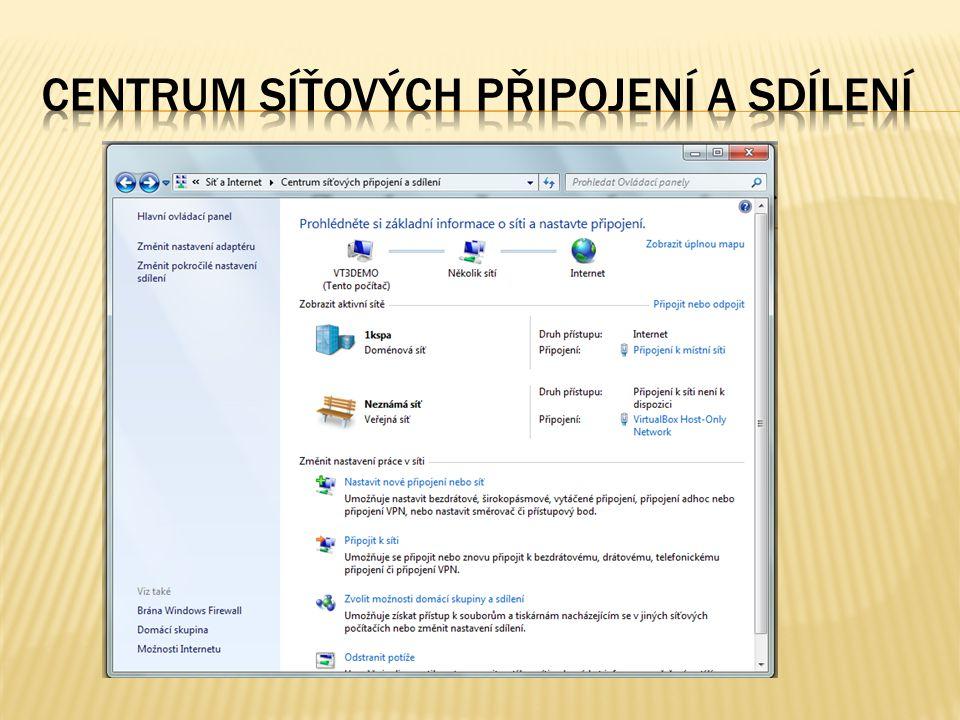  Start – Prohledat - wf.msc