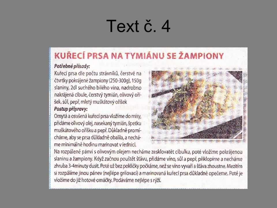 Text č. 4
