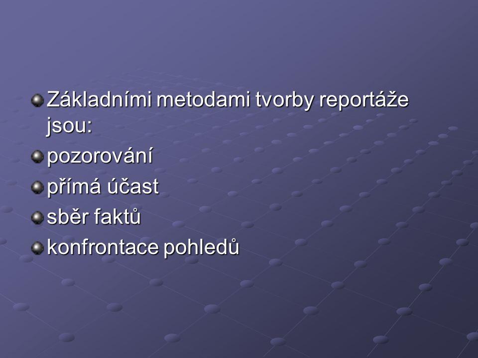 Novodobí reportéři Ivan Klíma Radek John