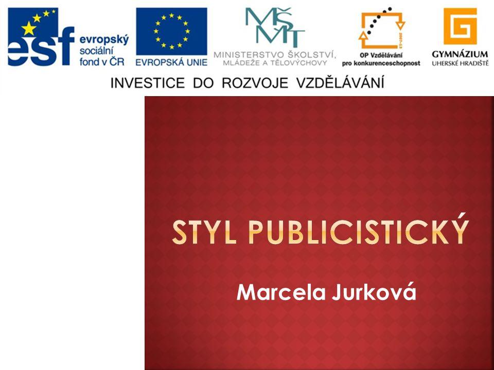 Marcela Jurková