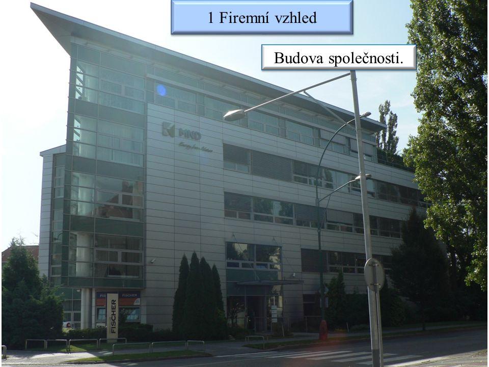 Budova společnosti. 1 Firemní vzhled