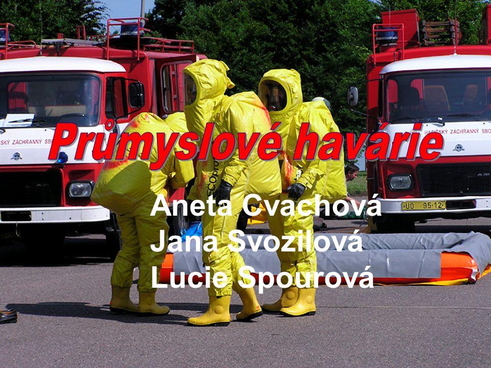 Aneta Cvachová Jana Svozilová Lucie Spourová