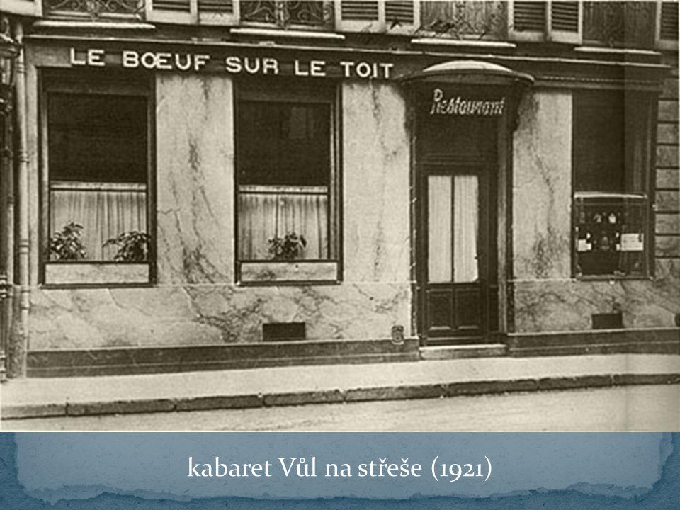 kabaret Vůl na střeše (1921)