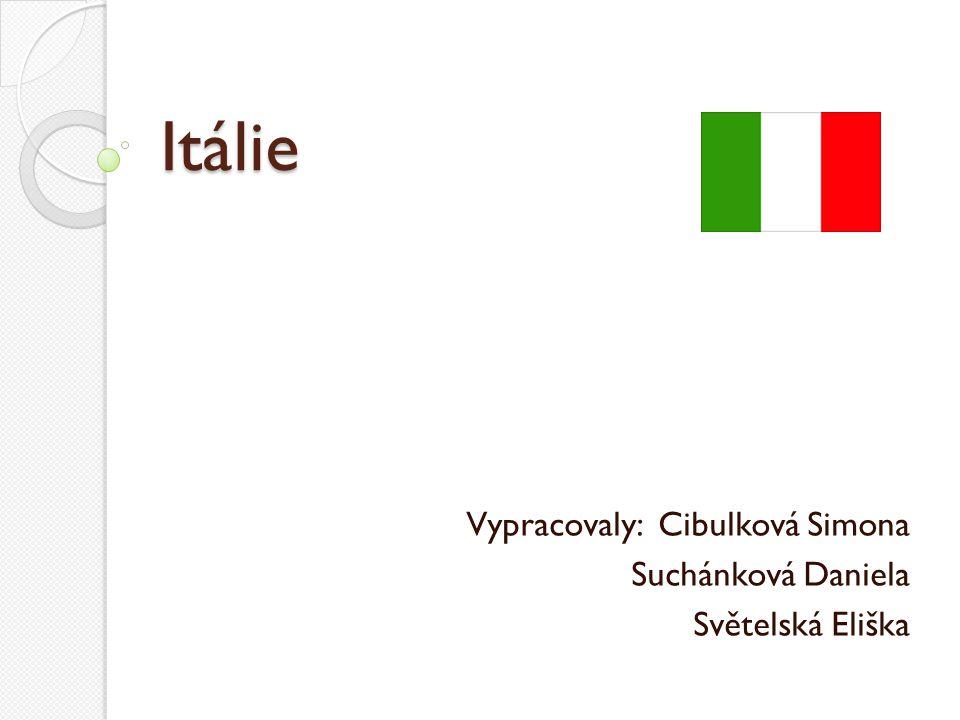 Itálie – obecná charakteristika 5.