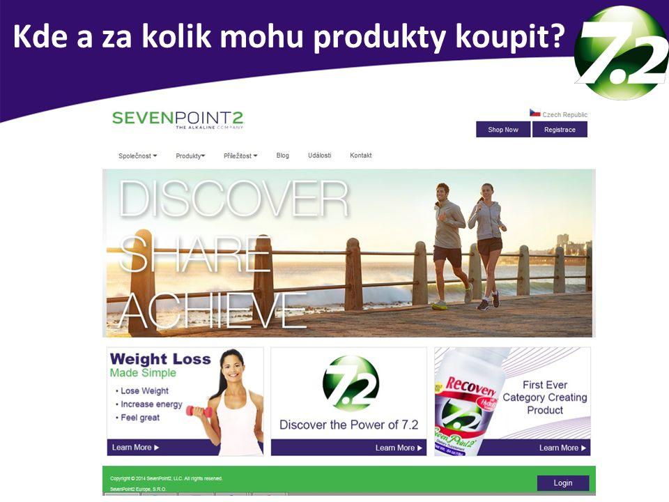 Zákazník Vs Prioritní zákazník Nákup přes Váš eshop na www.sevenpoint2.com/jménowww.sevenpoint2.com/jméno 1.