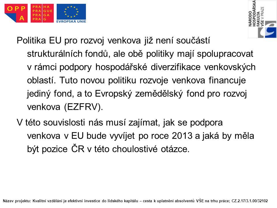 Implikace z členství v EU pro Českou republiku a její regiony – 1 Obecně lze konstatovat, že zapojení se České republiky do integračního procesu vytvořilo některé vhodné podmínky pro posílení ekonomického růstu a tím i zvýšení ekonomické úrovně nejen celé ČR, ale i jednotlivých regionů.