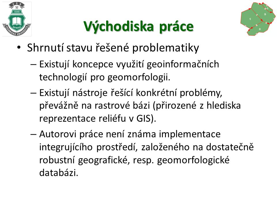 Připomínky oponentů Doc.Mgr. Hofierka, PhD.