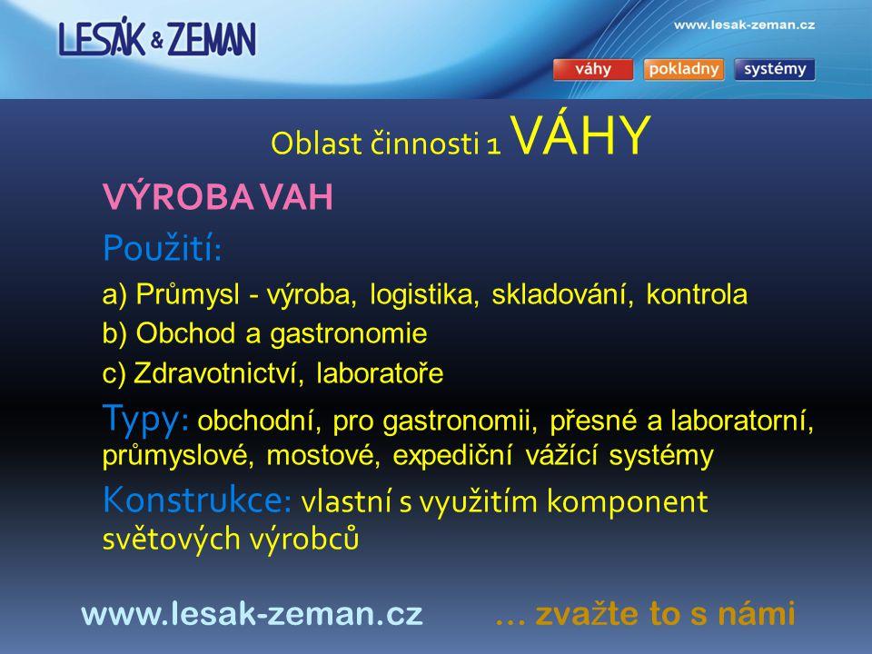 Vítejte ve firmě LESÁK-ZEMAN s.r.o.