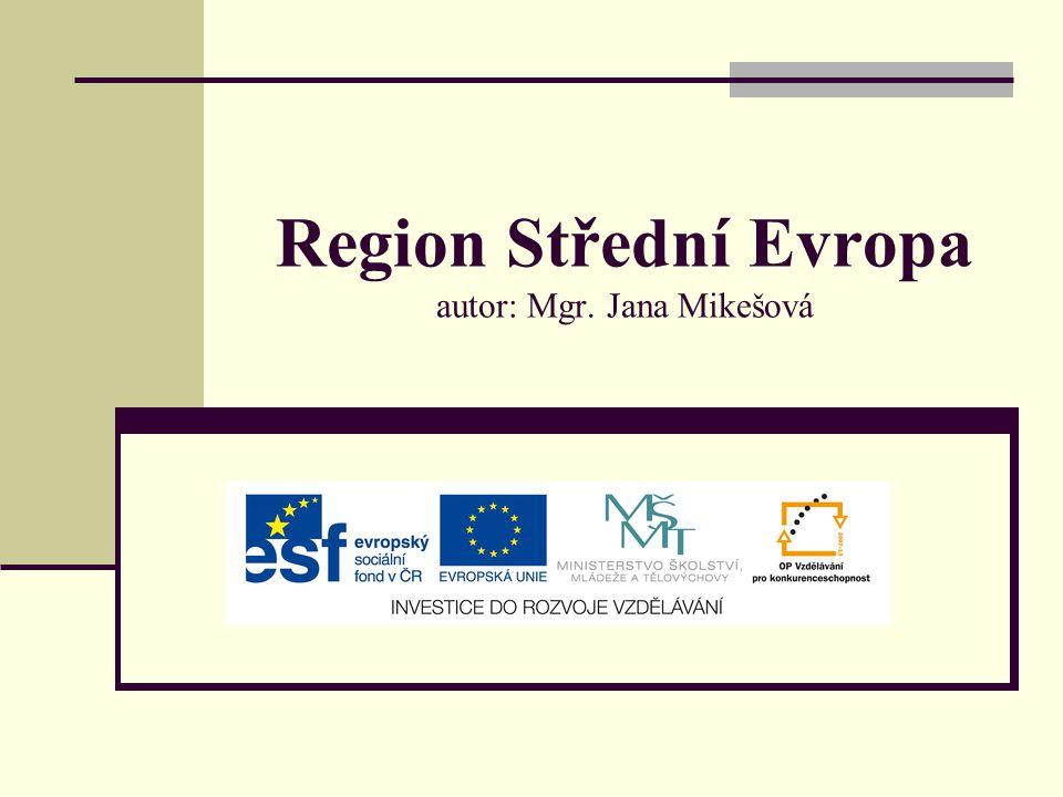 SP: Pracuj s mapou střední Evropy – Atlas str.66 a napiš: 1) Na které řece leží tyto města.