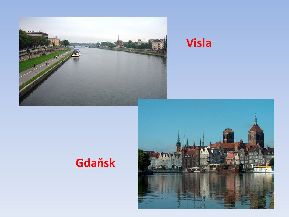 Gdaňsk Visla