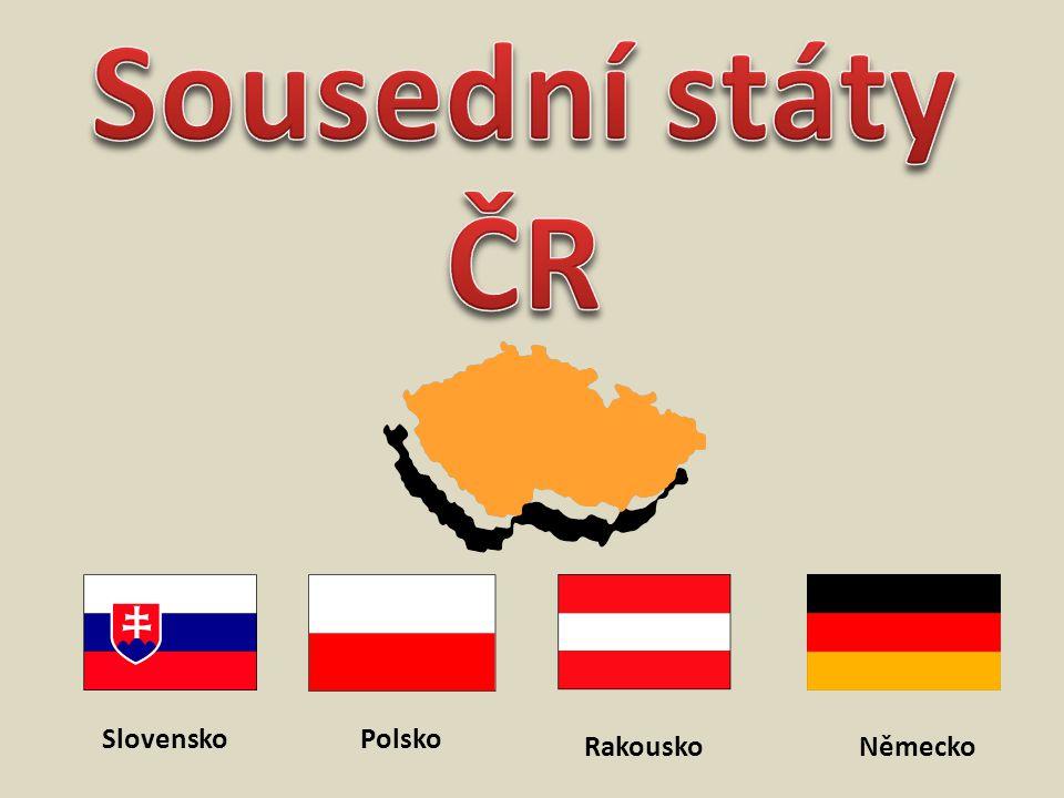 Slovensko Rakousko Polsko Německo