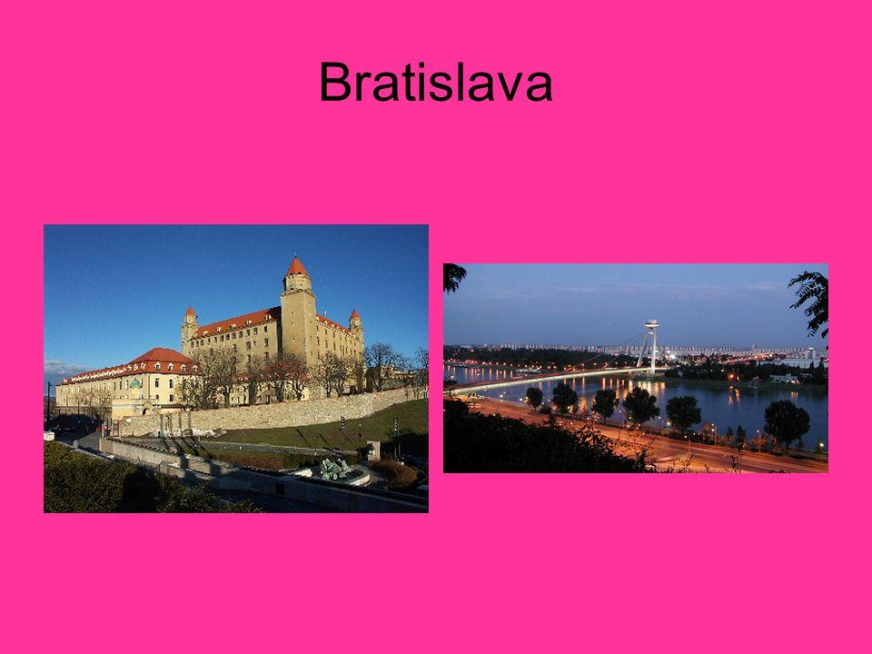 Maďarsko a Slovinsko Hl.město Maďarska: Budapešť Hl.
