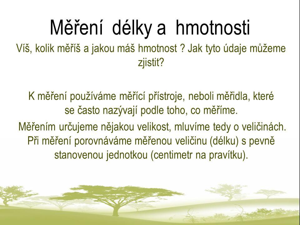 Na celém světě se užívá Mezinárodní soustava jednotek SI, která stanovuje základní jednotky pro všechny veličiny a proto kilogram v ČR váží stejně jako kilogram jinde.