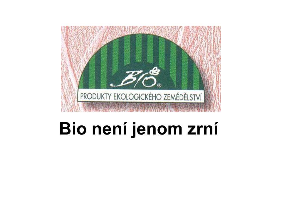 Značka bio je v Čechách stále nejčastěji vnímána jako synonymum pro extremismus, vegetariánství nebo makrobiotiku.