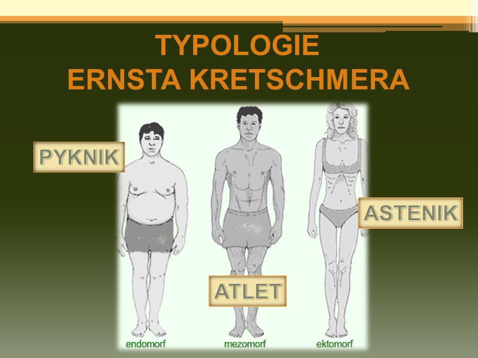 TYPOLOGIE ERNSTA KRETSCHMERA