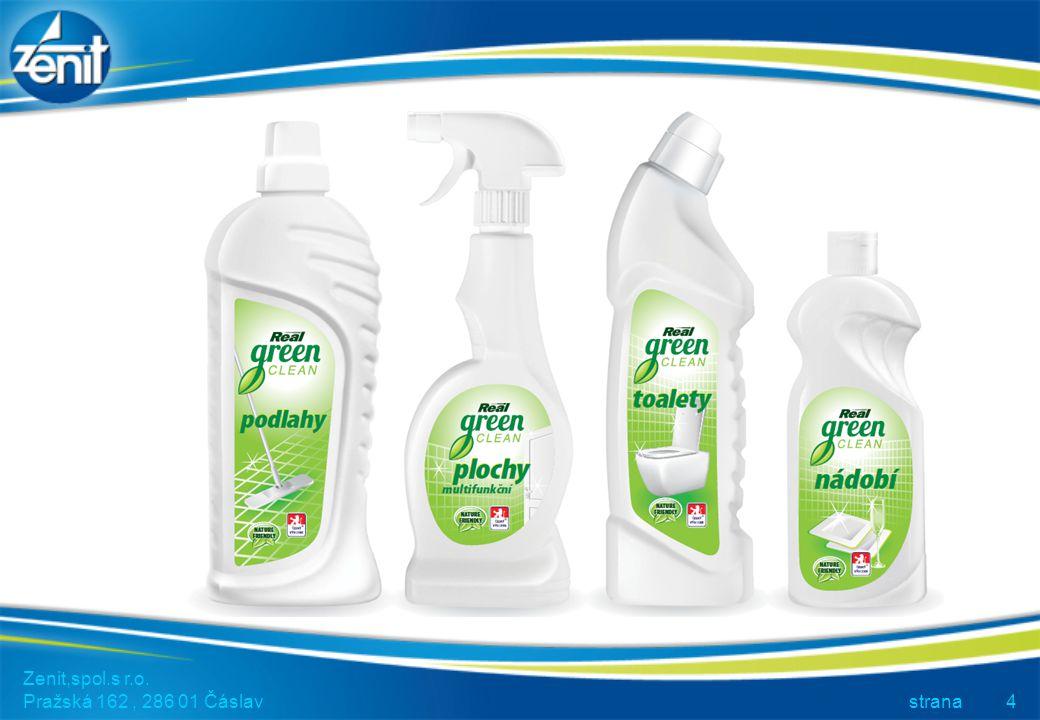 Real green clean PODLAHY Zenit,spol.s r.o.