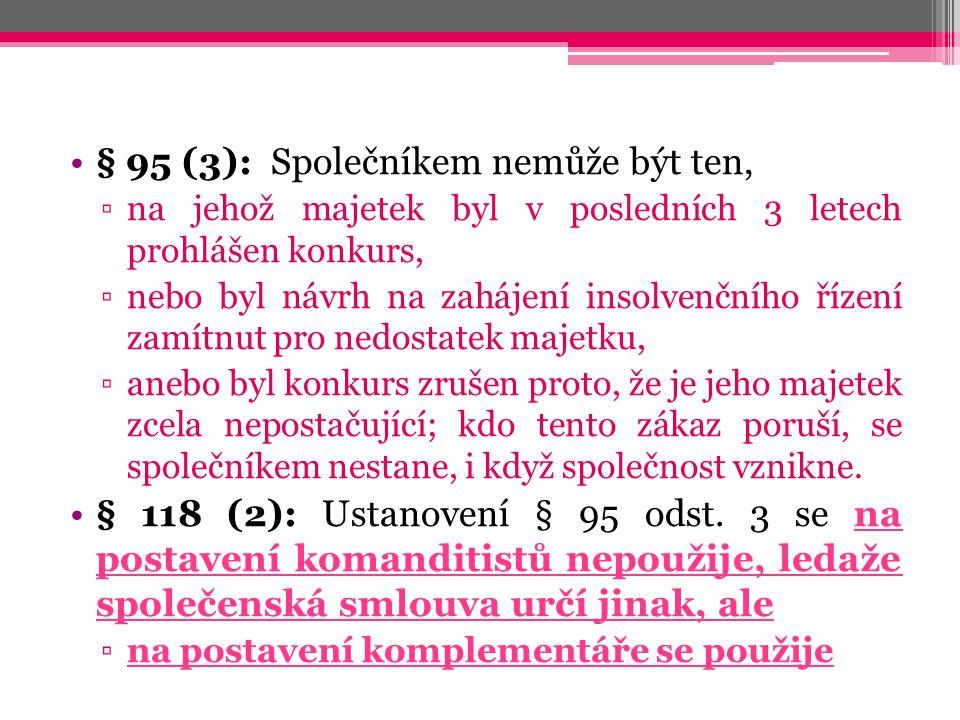 Společenská smlouva povinnost stanovená v § 777 odst.