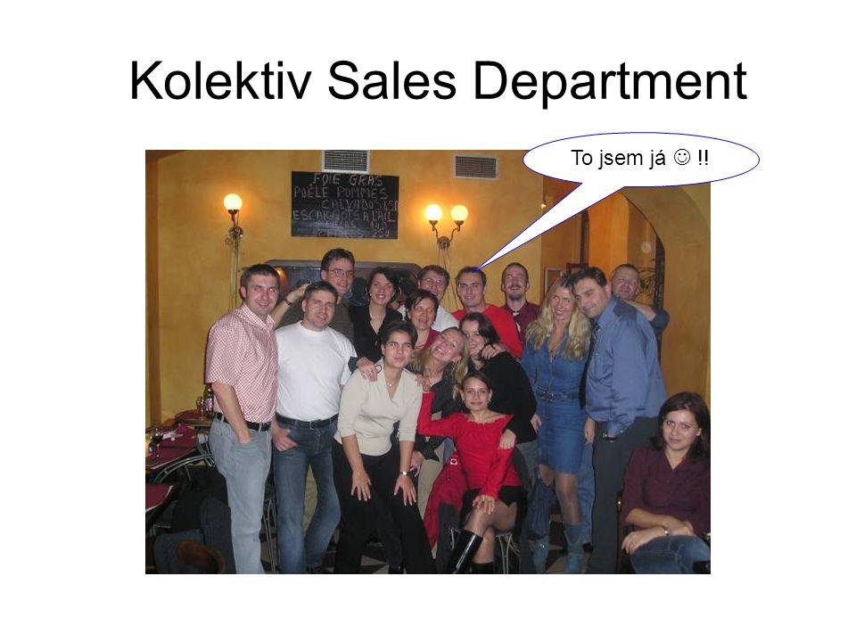 """Já a Opavia – LU, a.s. Do Opavie – LU, a.s. jsem nastoupil v květnu 2003 Jedná se o """"internship"""" v oddělení Key Account Department Pracuji jako Sales"""