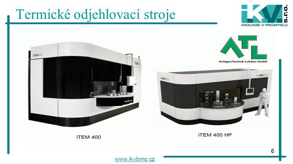 7 Příklady dílů pro TEM www.ikvbrno.cz
