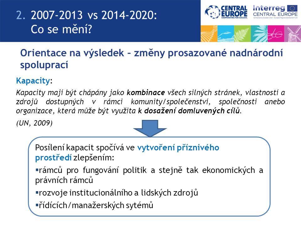 Hlavní vlastnosti projektu o Doporučený finanční rámec: 1 až 5 milionů EUR pro celkový rozpočet projektu.