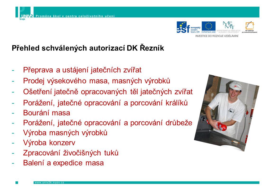 Rekapitulace zájmu účastníků o DK a úplnou kvalifikaci  Od 7.12.