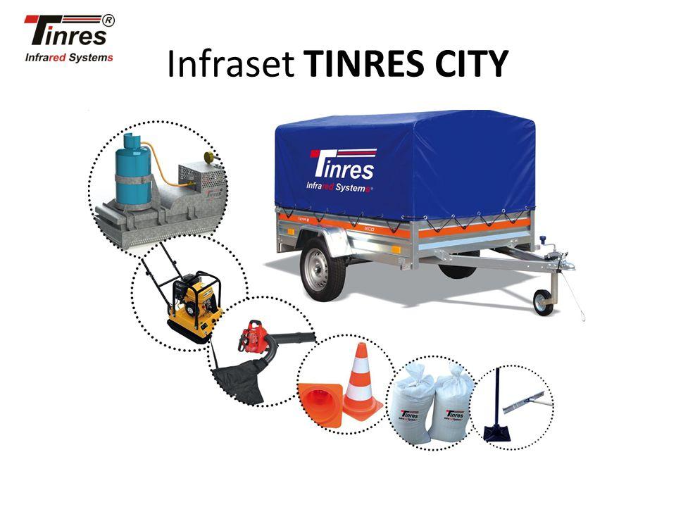 Infraset TINRES CITY