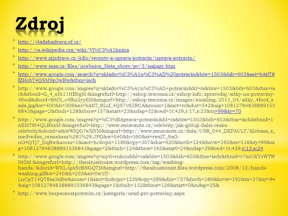 * http://vladahadrava.xf.cz/ http://vladahadrava.xf.cz/ * http://cs.wikipedia.org/wiki/Vl%C3%A1knina http://cs.wikipedia.org/wiki/Vl%C3%A1knina * http