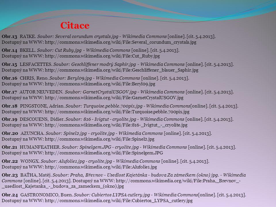 Citace Obr.15 LESFACETTES. Soubor: Geschliffener modrý Saphir.jpg - Wikimedia Commons [online].
