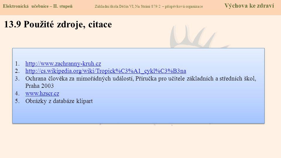13.10 Anotace Elektronická učebnice – II.