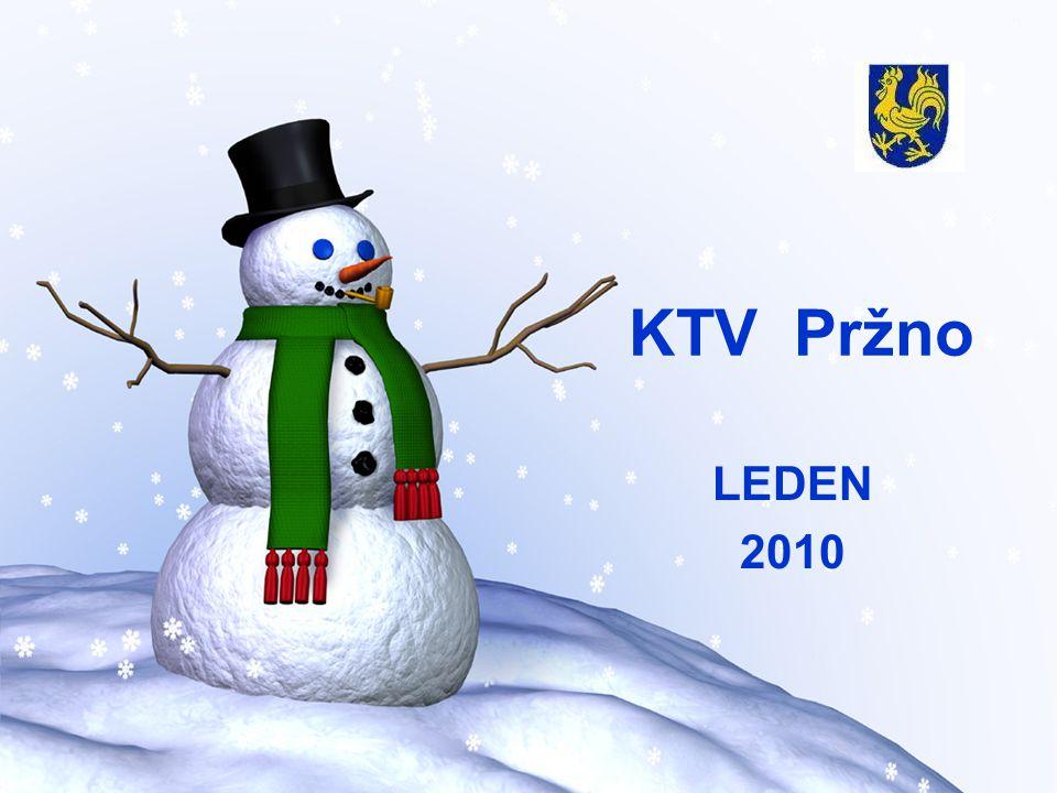 KTV Pržno LEDEN 2010