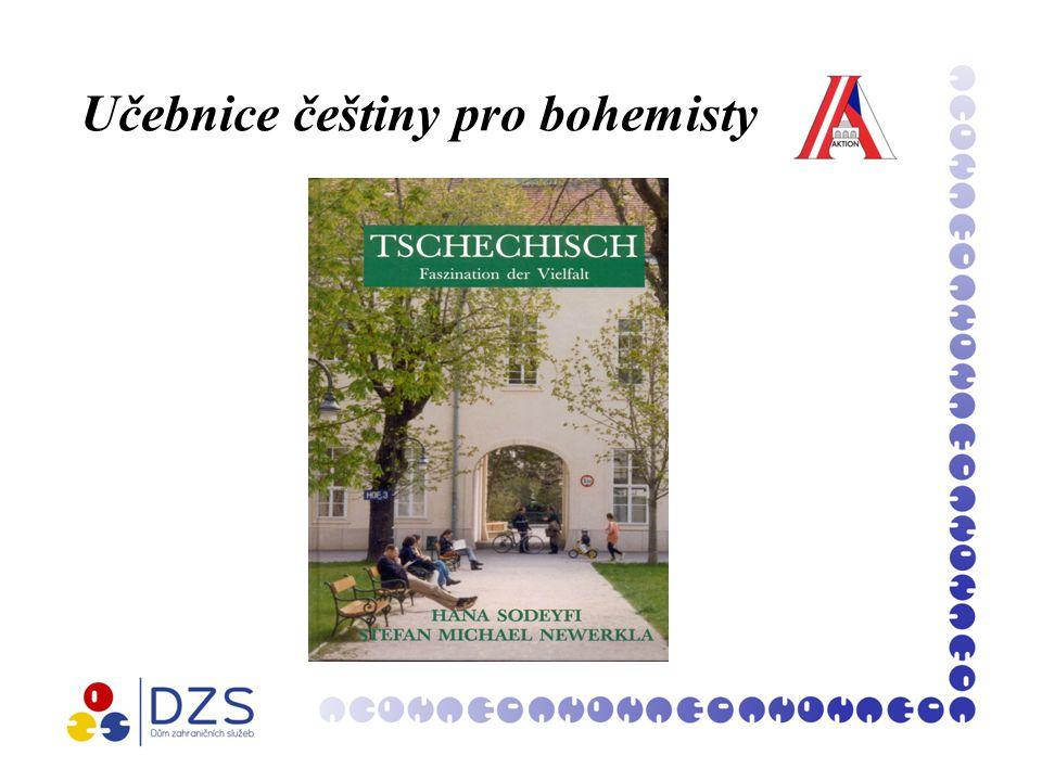 Učebnice češtiny pro bohemisty