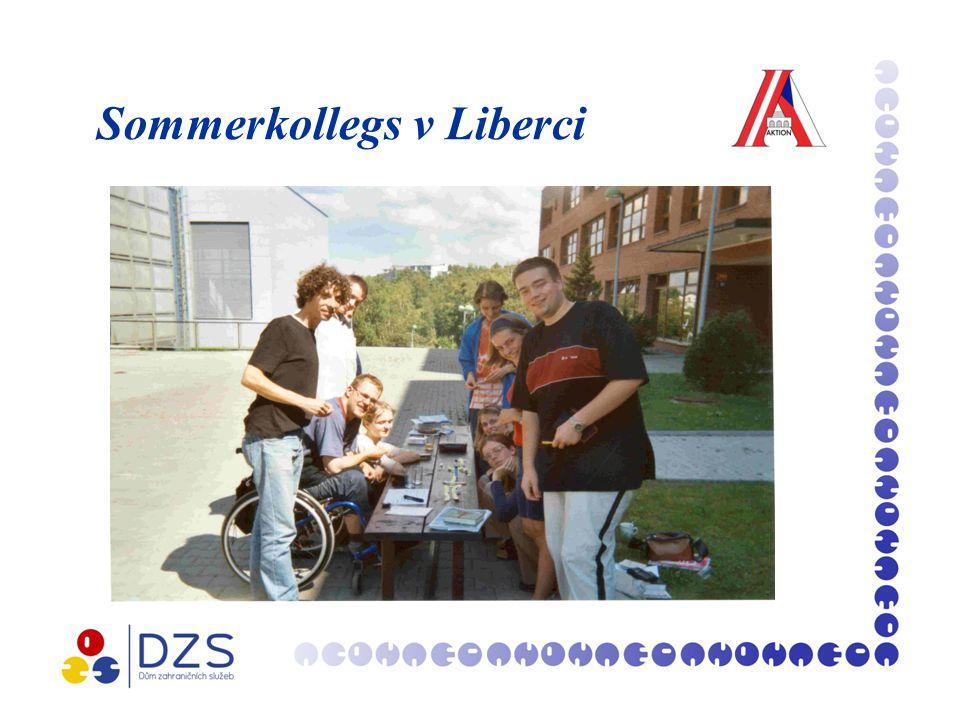 Sommerkollegs v Liberci