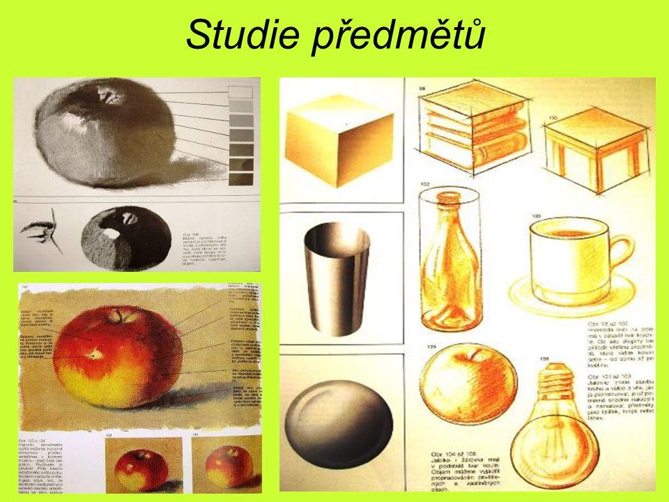 Studie předmětů