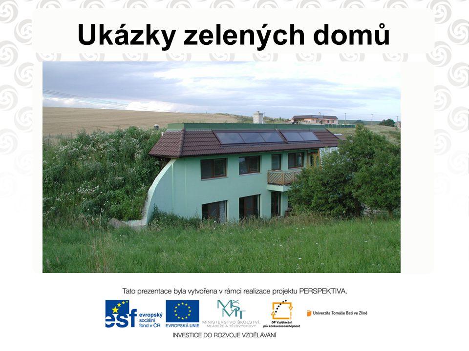 Naplnění cílů vybudované ekosídliště Jižní Chlum, vč.kořenové čistírny, využití obnovitelných zdrojů výstavba domů v celé ČR i na Slovensku, uspokojení potřeb kvalitního bydlení pro běžnou populaci bez nároku na zabírání volné krajiny zajištění pracovních příležitostí pro projektanty a stavební firmy, pro členy sdružení možnost přivýdělků prováděním exkurzí