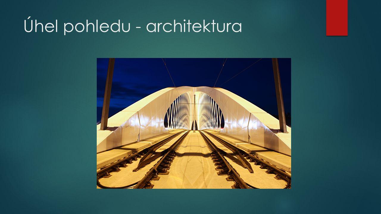 Úhel pohledu - architektura