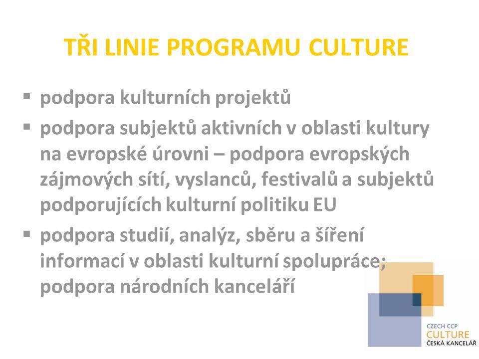 PROJEKTY SPOLUPRÁCE  krátkodobé projekty 1–2 roky 3 subjekty ze 3 různých zemí grant: 50 000–200 000 €, 50% rozpočtu  dlouhodobé projekty 3–5 roků 6 subjektů ze 6 různých zemí 200 000–500 000 €/rok, 50% rozpočtu  uzávěrka podání žádostí na rok 2010: 1.