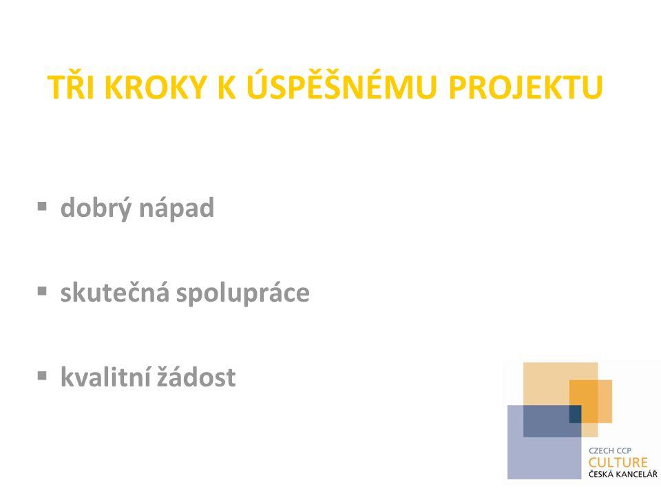 SUBJEKTY AKTIVNÍ NA EVROPSKÉ ÚROVNI Provozní granty na 1 rok (výzva 2010), max.