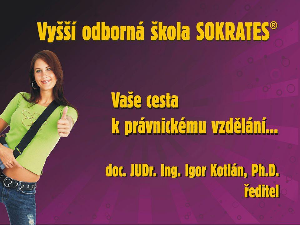 SOKRATES Praktická příprava Ing. Zdeňka Kaločová Ing. Lenka Janíčková, Ph.D.