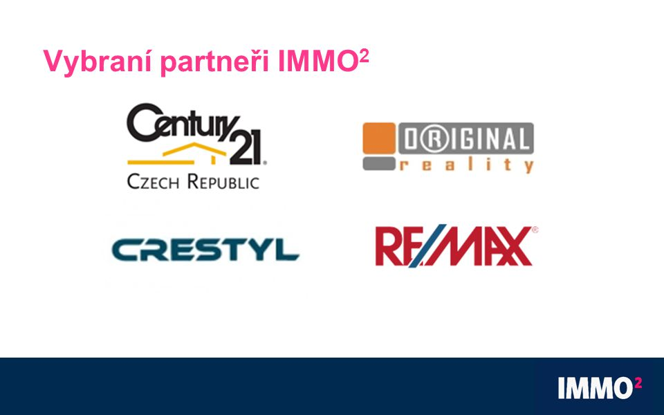 Vybraní partneři IMMO 2
