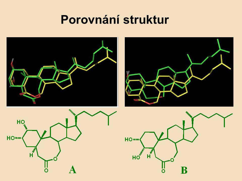 Porovnání struktur