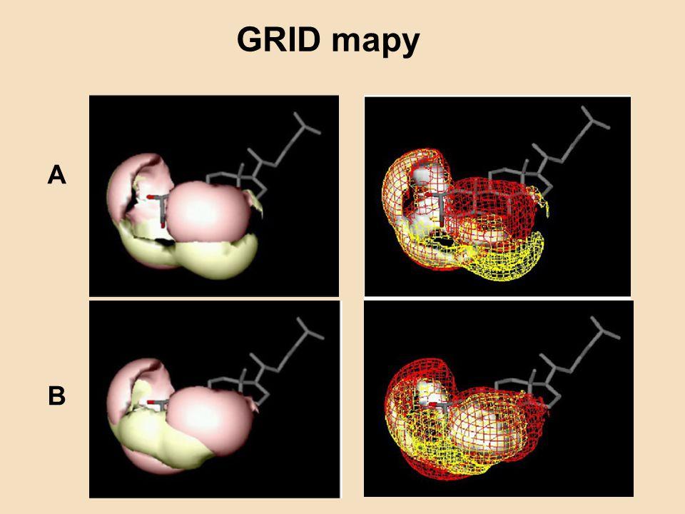 A B GRID mapy