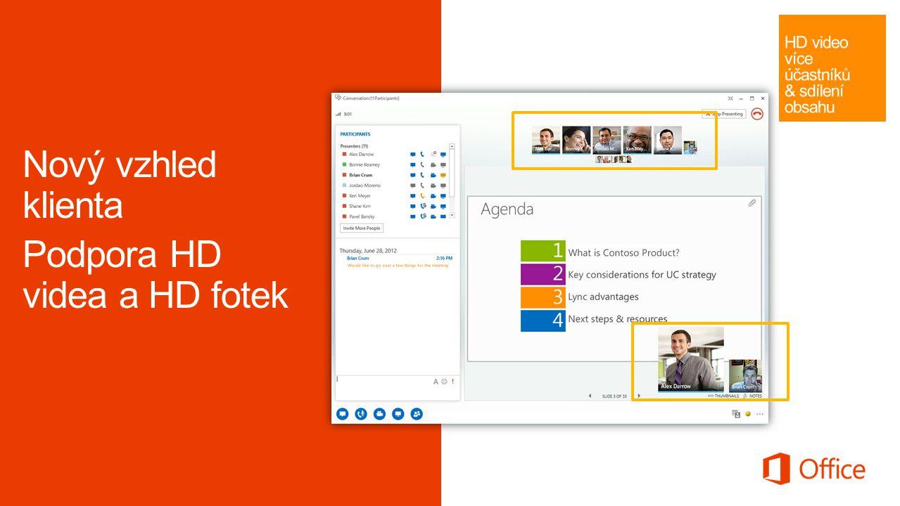Pracuje v Outlooku nebo Outlook Web App Aplikace detekuje definovanou sekvenci v emailu a zobrazí relevantní informace