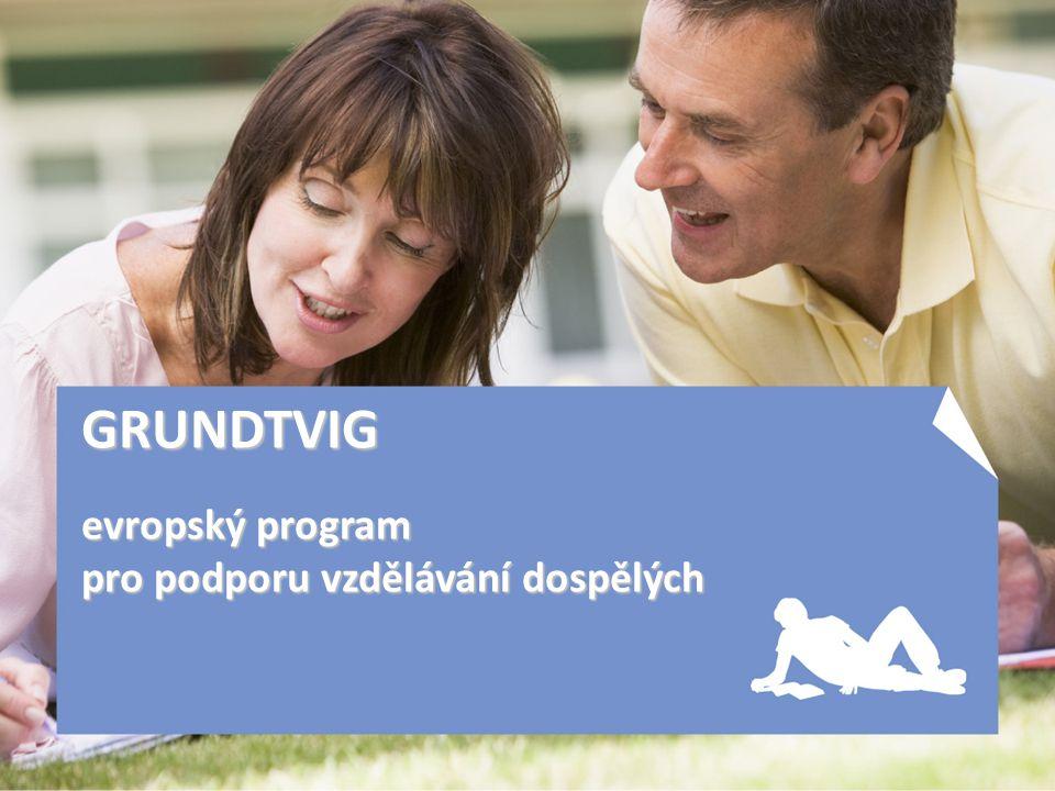 GRUNDTVIG evropský program pro podporu vzdělávání dospělých
