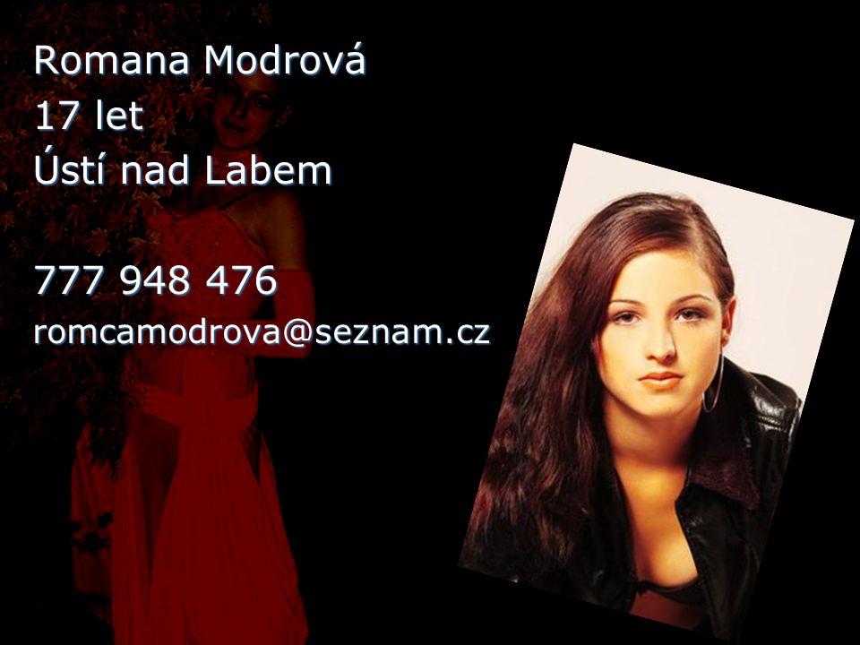 Lukáš Wagner 21 let Teplice 774 585 279 alechandrito@gmail.com